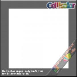 Cellkolor Aqua selyemfényű zománc fehér