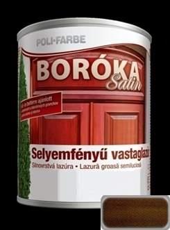 Boróka Satin selyemfényű vastaglazúr dió
