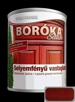 Boróka Satin selyemfényű vastaglazúr vörösfenyő