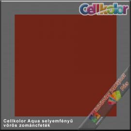 Cellkolor Aqua selyemfényű zománc vörös