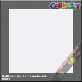 Cellkolor Matt fehér zománc festék