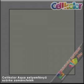 Cellkolor Aqua selyemfényű zománc szürke