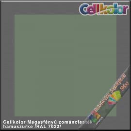 Cellkolor hamuszürke magasfényű zománcfesték /RAL 7023/
