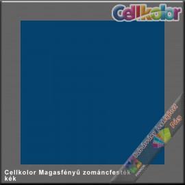 Cellkolor kék magasfényű zománcfesték