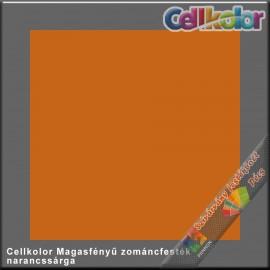 Cellkolor narancssárga magasfényű zománcfesték