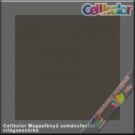 Cellkolor világosszürke magasfényű zománcfesték