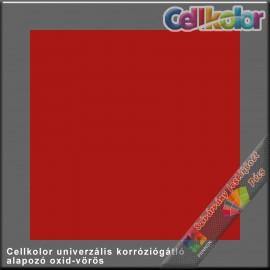 Cellkolor univerzális korrózíógátló alapozó oxid-vörös