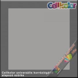 Cellkolor univerzális korrózíógátló alapozó szürke