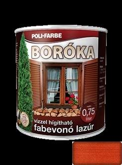 Boróka Lazúr mahagóni