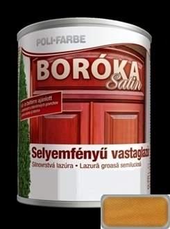 Boróka Satin selyemfényű vastaglazúr fenyő