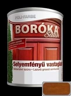 Boróka Satin selyemfényű vastaglazúr mogyoró