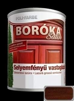 Boróka Satin selyemfényű vastaglazúr sötéttölgy